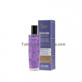 SERUM PLATINUM BLONDE UND SERUM ARGAN SHINE 100ML Echosline