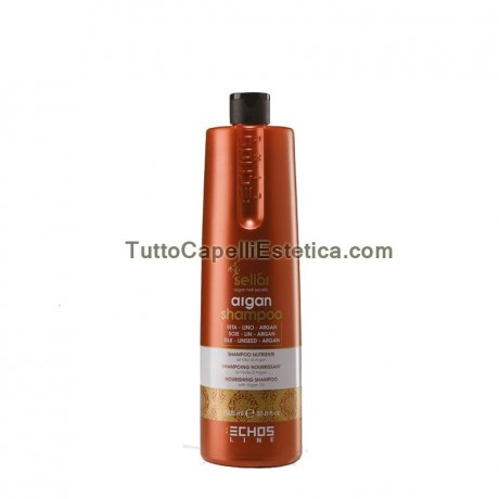 SNOURISHING SHAMPOO ARGAN OIL 1000ML SELIAR ARGAN ECHOSLINE