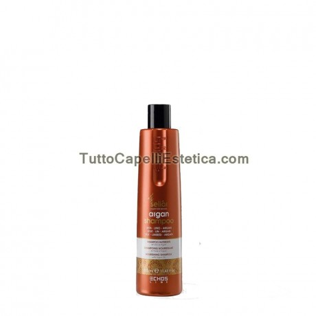 NOURISHING SHAMPOO ARGAN OIL ARGAN 350ML SELIAR ECHOSLINE