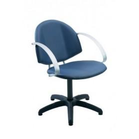 White model armchair