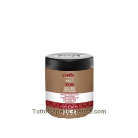 419/5000 MASK CONTROL CURLY HAIR WAVY riccie 1000ML SELIAR ECHOSLINE