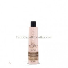 DISCIPLINE AND COCOA SHAMPOO ARGAN FRIZZ HAIR 350ML UNDISCIPLINED SELIAR