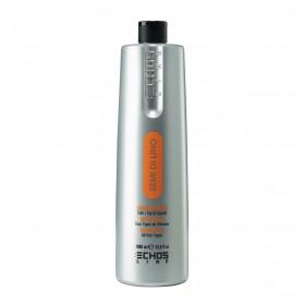 Balsamo condizionatore ai semi di lino per tutti i tipi di capelli 1000 ml Echosline