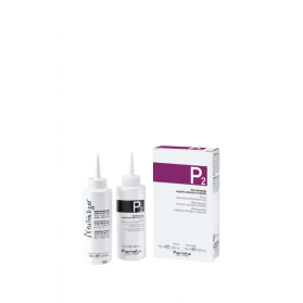 KIT P2 PERMANENT HAIR COLORED AND TREATED 100ML + 120ML FANOLA