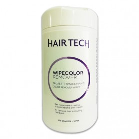 WipeColor Remover Wipes 100 pieces pack - Hair Tech