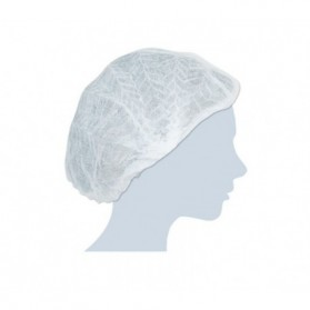 Disposable beanie in breathable TNT 100 pcs. - Ro.ial.
