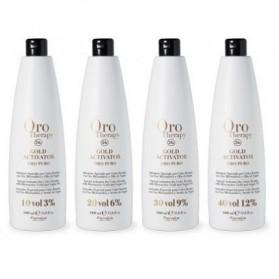 Ossigeno Plura Emulsione Ossidante in crema per Tintura capelli 1000ml