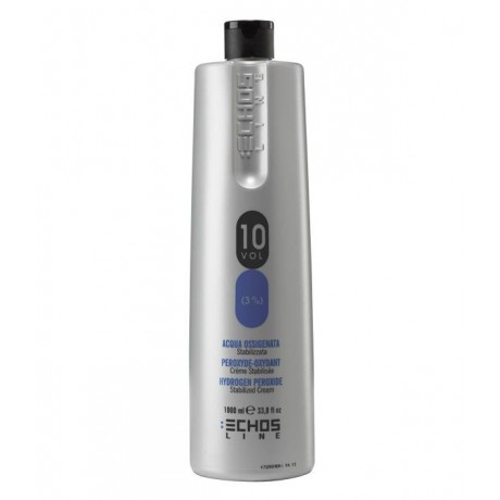 Oxygenated Water Oxidizing Emulsion For Hair 1000ml - Oro Therapy
