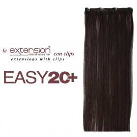Socap - Extension Capelli 4 Clip Easy 20 Plus 50-55 cm 25 Grammi