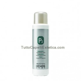 PERMANENT P1 FOR NATURAL HAIR NORMAL 500ML ECHOSLINE