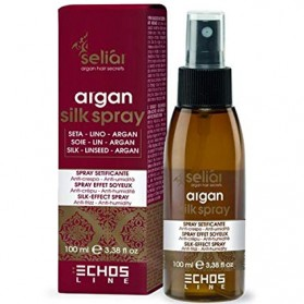 Argan Silk Spray Fluido Spray Anticrespo 100ml - Echosline