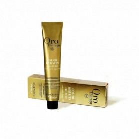 PROFESSIONAL COLOURING CREAM FOR HAIR WITH KERATIN AMMONIA AND GOLD ARGAN 100ML Fanola