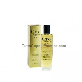 FLUID PURE GOLD LIGHTING WITH ARGAN OIL 100 ML GOLD THERAPY