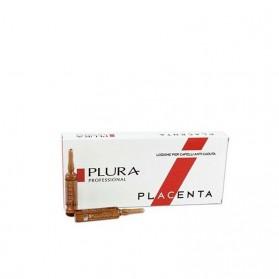 Lozione per Capelli ANticaduta Placenta 10 fiale da 10 ml - Plura Professional