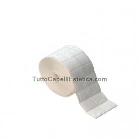 PAD uñas removedor de esmalte de 2 rollos de 500 PZ RO.IA