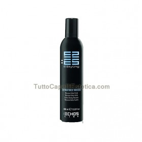 36/5000 EXTRAFORCE MOUSSE MOUSSE EXTRA STRONG 400ML ECHOSLINE