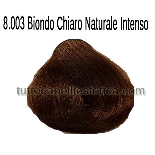 8.003 Biondo Chiaro Naturale Caldo