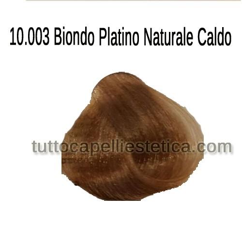 10.003 Biondo Platino Naturale Caldo