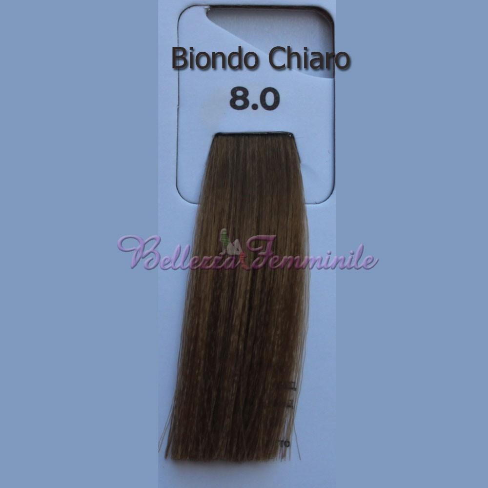 8.0 Biondo Chiaro