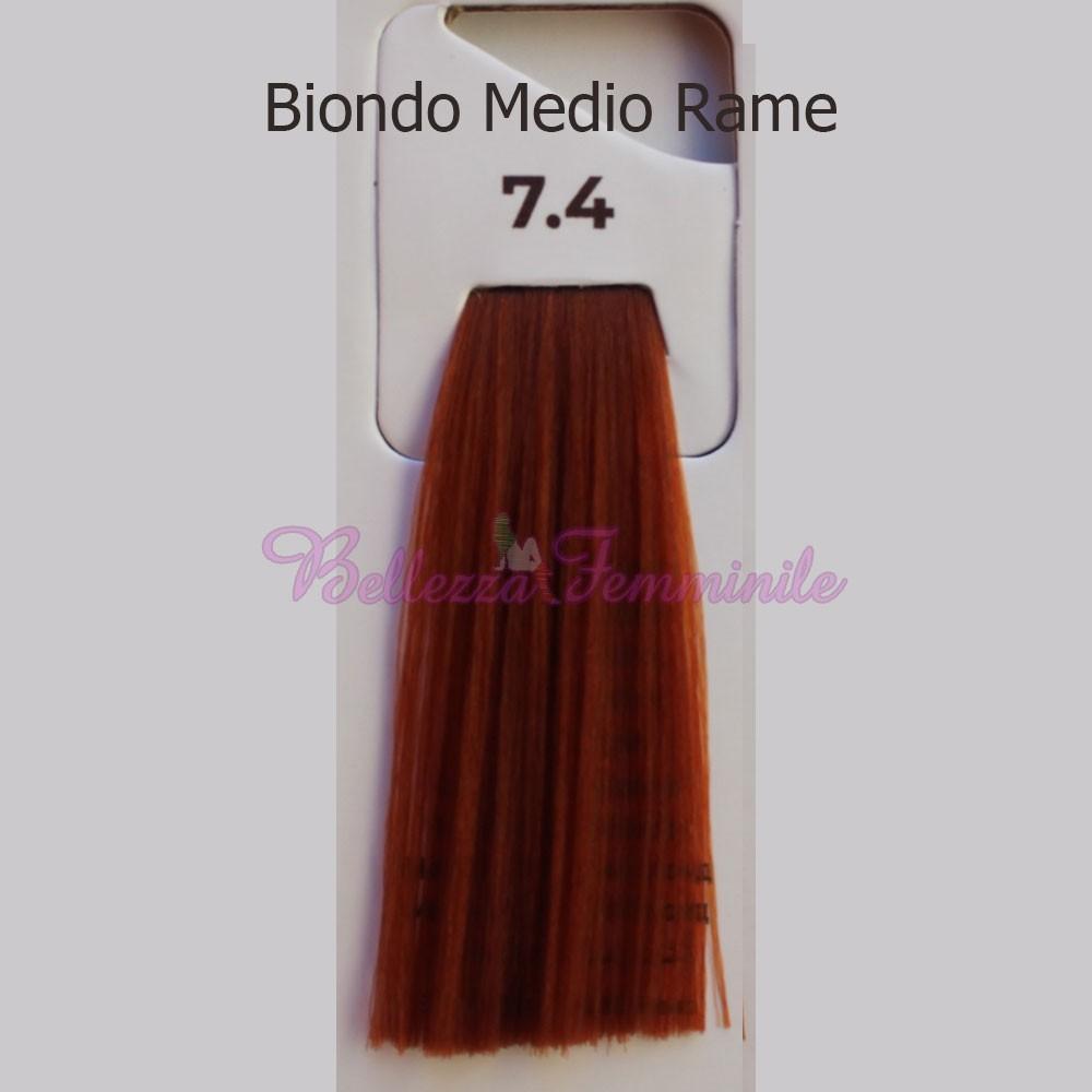 7.4 Biondo Rame